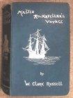 Master Rockafellar's Voyage, Methuen & Co. Ltd., 4. ed. 1909